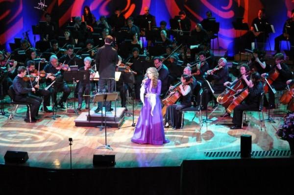 Guadalupe Pineda en concierto